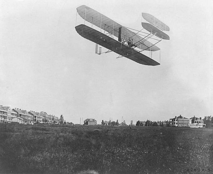 letoun Wright Flyer