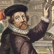 Tycho Brahe, autor: Andreas Cellarius