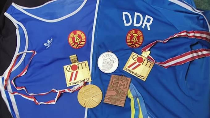 Andreas Krieger netušil, jakou daň za medaile v budoucnu zaplatí.