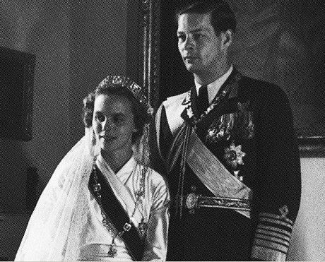 Poslední rumunský král Michal I. zdynastie Hohenzollernů je dodnes vRumunsku respektovanou autoritou.