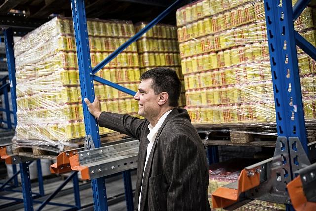 'Zhruba 80procent naší produkce končí na česko-slovenském trhu,' říká  rozhovoru šéf Druchemy Jiří Daněk.