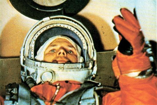 Jurij Gagarin vraketÄ