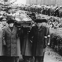 Brežněvův pohřeb