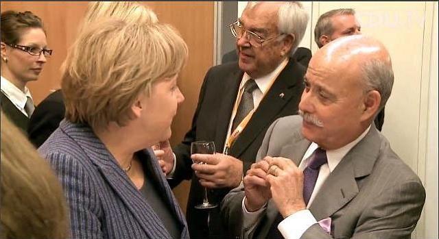 Jeremy Rifkin sAngelou Merkelovou