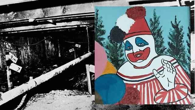 Vrah John Wayne Gacy byl ve svém okolí známý jako dobrák a klaun.