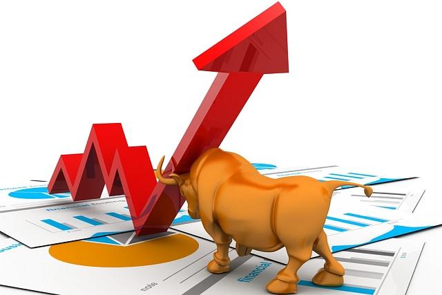 Ilustrační foto: Býčí trh znamenající růst finančních trhů.