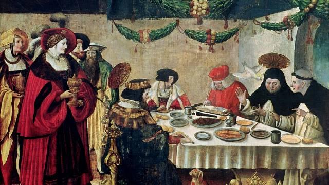 Středověká aristokracie si libovala v roztodivných specialitách.