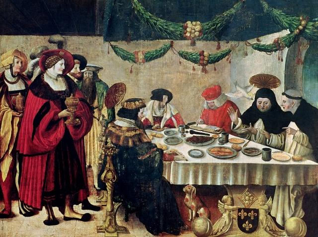 Středověká aristokracie si libovala vroztodivných specialitách.