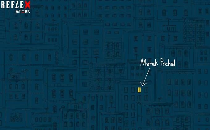 Hodně satirických příspěvků cílilo na Babišova šéfa komunikace v sociálních sítích Marka Prchala