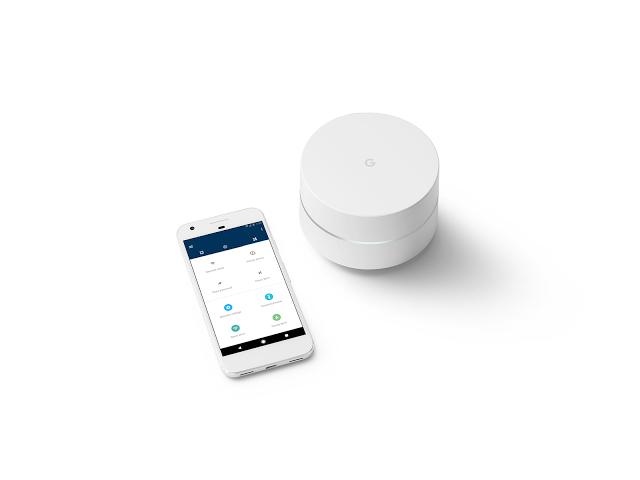 Nový router Google Wifi