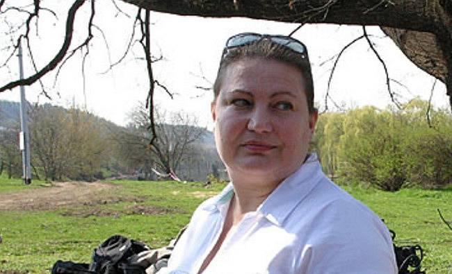 Monika Žáková v pořadu 13. komnata