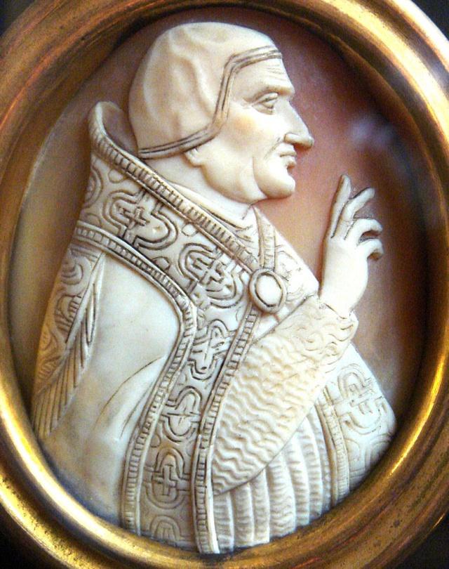 Papež Klemint VI., přítel a učitel Karla IV.