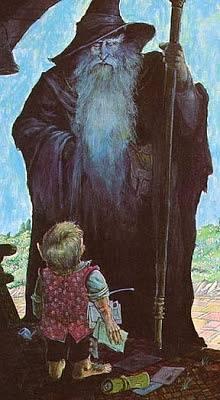 Gandalf od Tima Kirka