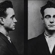 Eugen Weidmann na policejních snímcích