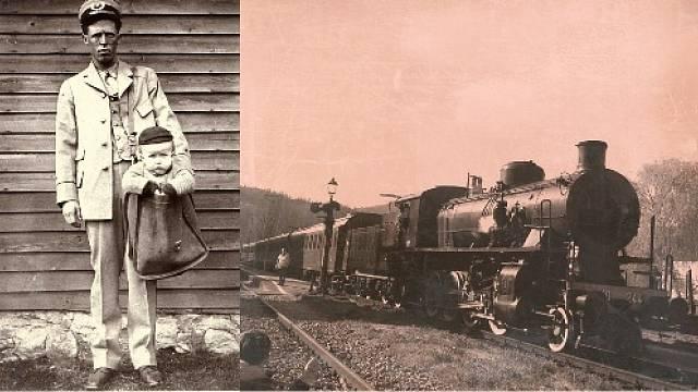 Na začátku 20. století se v USA posílaly děti poštou jako balíky.