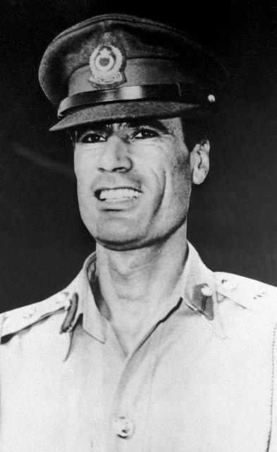 Kaddáfí, začátek 70. let