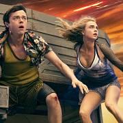 z filmu Valerian a město tisíce planet (nejdražší evropský film stál 180 milionů dolarů, režíroval ho Luc Besson)