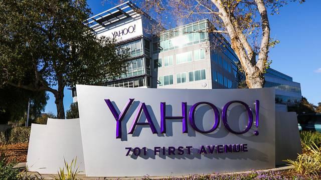 Sídlo firmy Yahoo!