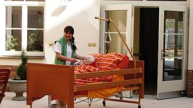 Ze života v Hospici Dobrého pastýře v Čerčanech