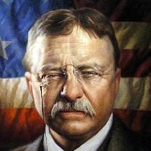 3. Theodore Roosevelt – 26. prezident (1901–1909). Čisté jmění: 125 mil. USD.