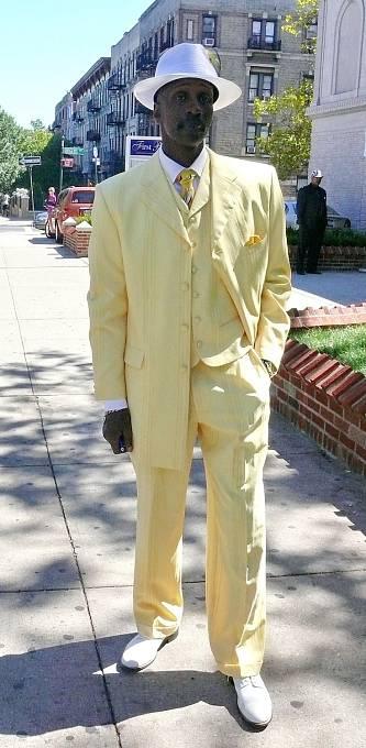 Černý pastor z Brooklynu