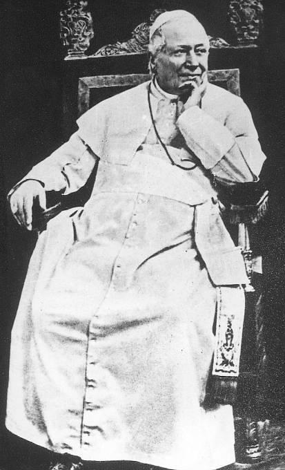 Papež Pius IX. nechal vše vyšetřit.