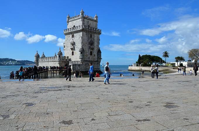 Belémská věž byla postavená v 16. století.