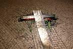 Památník Jana Palacha naleznete na Václavském náměstí