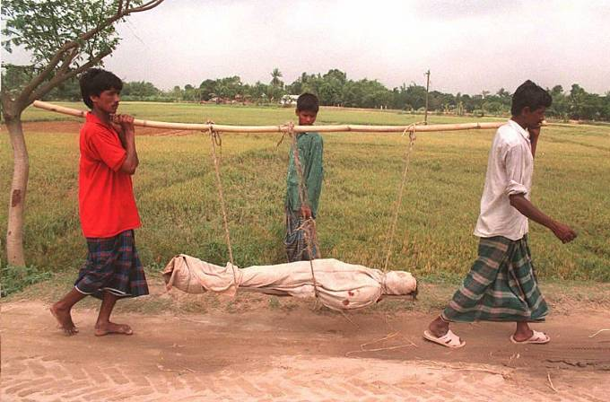 Bangladéš - země stíhaná vražednými tornády