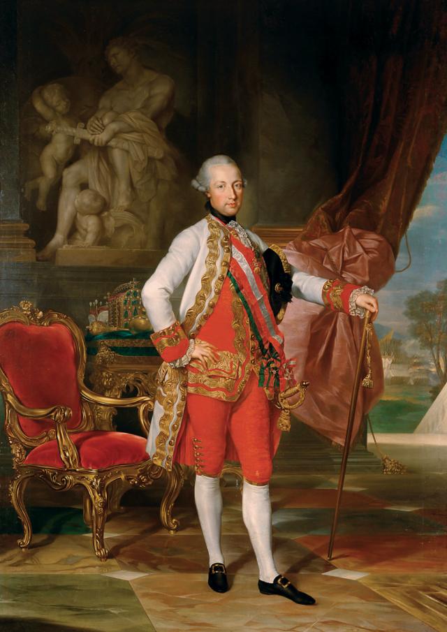 Josef II. byl pokrokový panovník, za svého života vydal 6000reforem