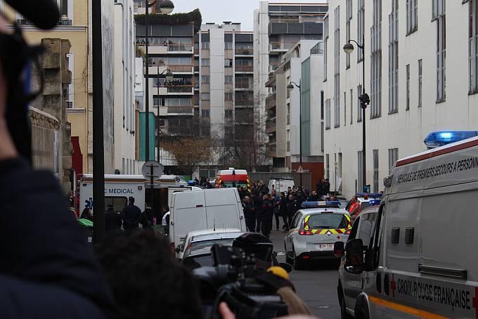 7. 1. 2015, Paříž, Francie, 17 mrtvých