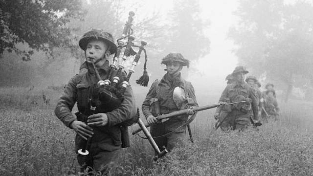 Birtská a skotská armáda vždy hýřila vtípky, i na bitevním poli