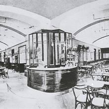 Café Museum ve Vídni (1899)