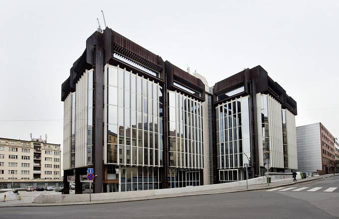 Budova Transgas