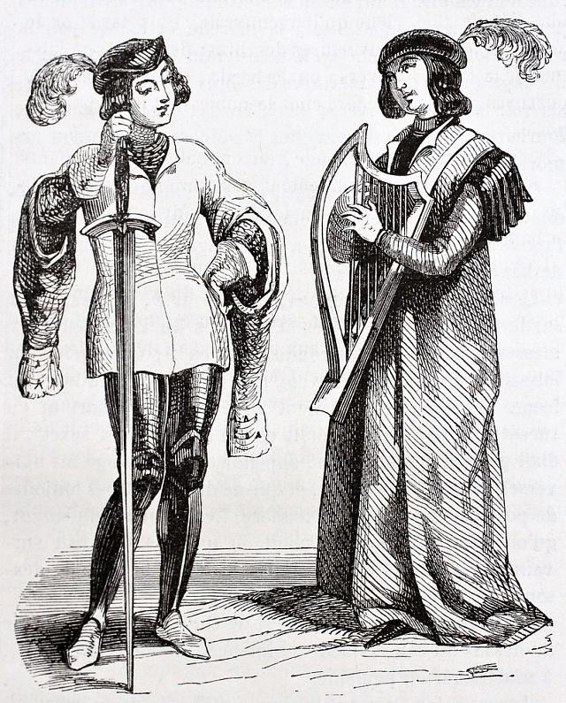 trubadůři