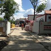 Výstavba nového wellness provozu v Čapím hnízdě