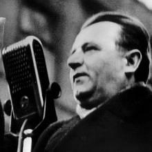 Klement Gottwald v únoru 1948