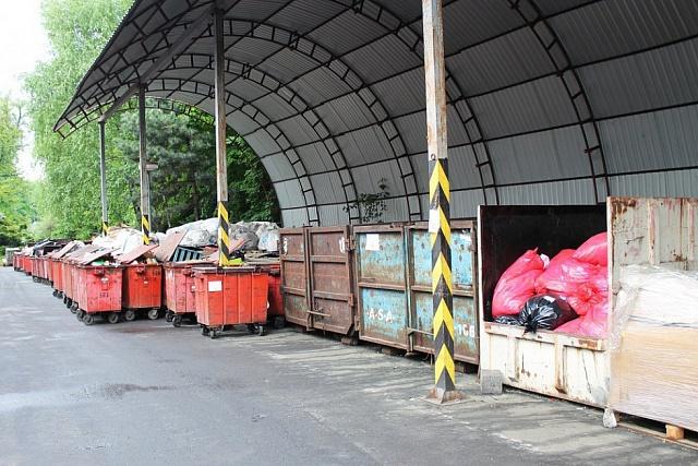 Loňský snímek Vyškovského deníku ze spalovny Ekotermex. Končí zde odpady jak zprůmyslové výroby, tak ze zdravotnictví
