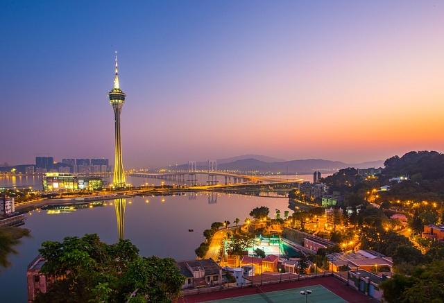 Macao má status speciální správní oblasti