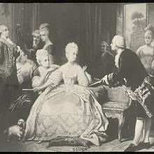 Marie Antoinetta nesnášela nudu.