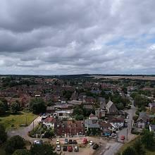 Město Hungerford vBerkshire vypadá. poklidně. Kdo by řekl, že se stalo dějištěm masakru.