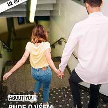 Celá kampaň About you cílila na 10. říjen jako start uvedení e-shopu v Česku