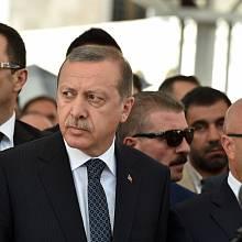 Prezident Recep Tayyip Erdoğan podle některých názorů o připravovaném puči minimálně věděl.