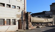Budova varny a komín zůstanou