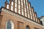 Varšavská arcikatedrála svatého Jana Křtitele byla obnovena podle plánů ze 14. století