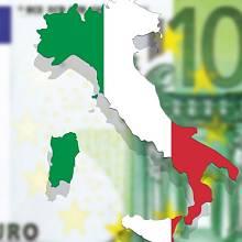 Itálie je třetí nejsilnější ekonomikou eurozóny.