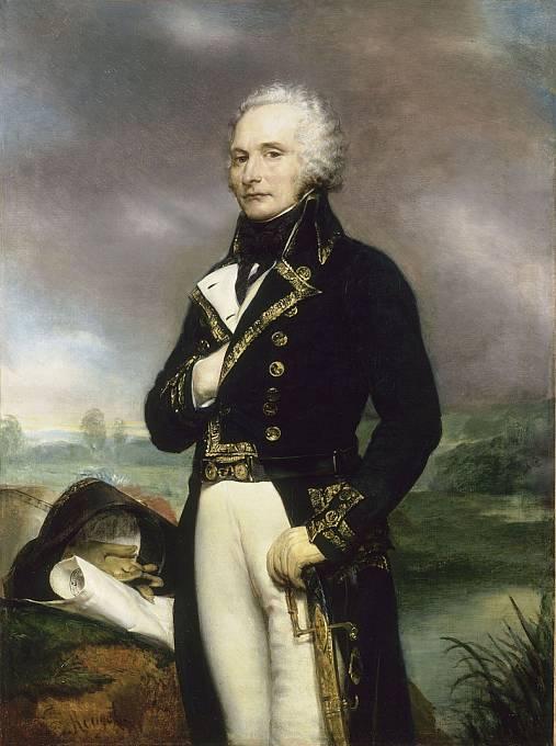 Josefínin první manžel vikomt de Beauharnaise byl popraven za francouzské revoluce.