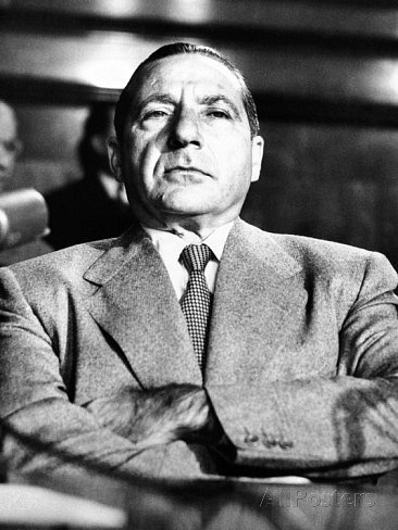 Boss Frank Costello
