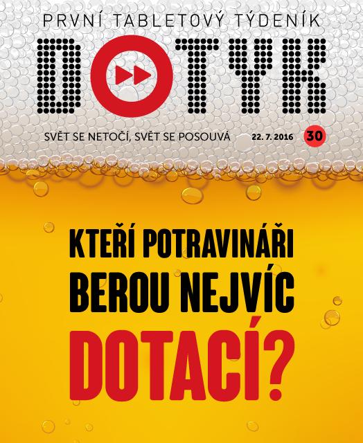 Týdeník Dotyk 30/2016