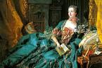 Bourdalou se hodil i Madame de Pompadour (autor malby: François Boucher)